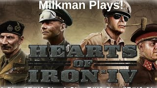 Hearts of Iron 4 Part 5 - The Fall of France