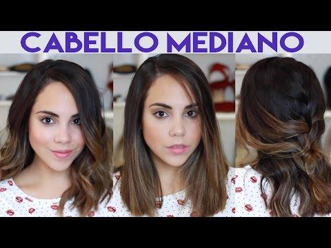 Cómo peino mi cabello mediano (MIDI) | What The Chic