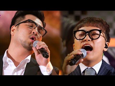 김태우·월미도 작은 거인, 눈물샘 폭발 시키는 무대 '길' 《Fantastic Duo》판타스틱 듀오 EP12