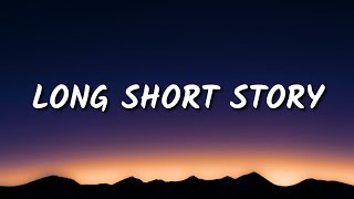 Taylor Swift - Long Short Story (Lyrics)