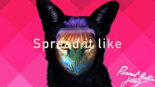 Galantis~Peanut Butter Jelly (Lyrics)