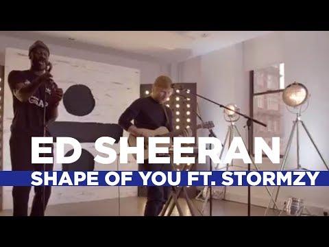 Ed Sheeran feat. Stormzy - 'Shape Of You' (Capital Live Session)