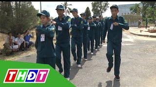 Hội thao giáo dục quốc phòng - an ninh tỉnh Đồng Tháp lần thứ 1 | THDT