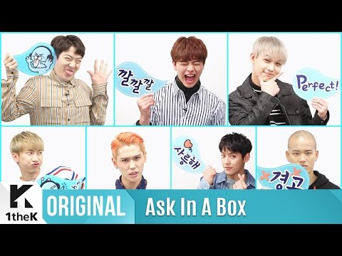 ASK IN A BOX: BTOB(비투비) _ MOVIE