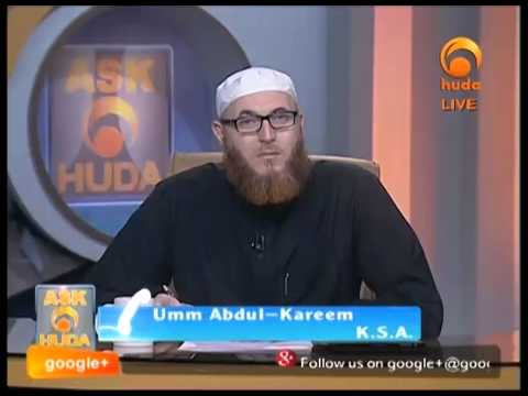 Ask Huda Oct 21st 2014