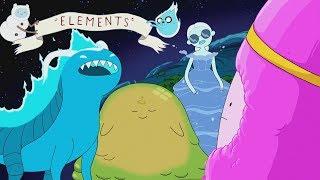 Elements Miniseries Megareview (Adventure Time S9E2–9)