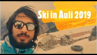 Auli Ski 2019