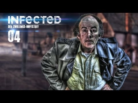 INFECTED [HD] #004 - Der Penner mit dem Pissehemd ★ Let's Play Infected