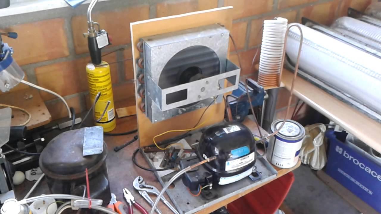 Refrigeration Refrigeration Setup