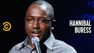 Peer Pressure When You're a Teenager vs. When You're 26 - Hannibal Buress