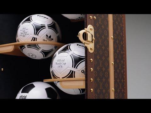 Louis Vuitton FIFA World Cup™ Official Match Ball Collection Trunk