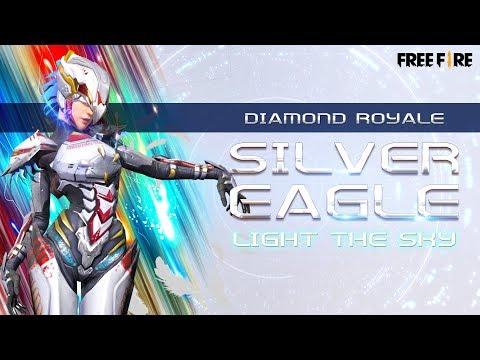 Novo Diamante Royale: Águia de Prata