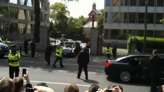 """Video: Obamina """"Zvijer"""" se dobro obrukala u Irskoj"""