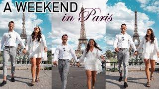 Travel Vlog: A WEEKEND IN PARIS