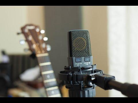 AKG C414 XLS Polar Patterns - Acoustic Guitar (Taylor 314ce, Neve 1073) - Progressive Recording