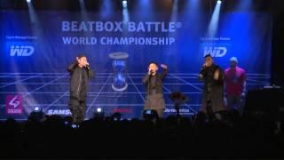 FOLK:LORE - Japan - 4th Beatbox Battle World Championship