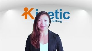 Candidate Database - Kinetic Innovative Staffing
