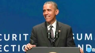 TOP 10 Barack Obama Jokes (dbate)