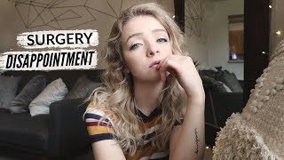 Jaw Surgery Disappointment