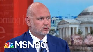 Steve Schmidt: By A fluke, Voters Elected An Imbecilic Con Man | Morning Joe | MSNBC