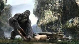 King Kong vs T-REX