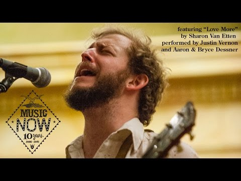 Justin Vernon, Aaron and Bryce Dessner & yMusic: