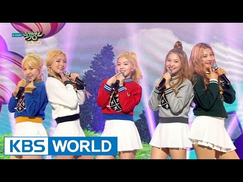 Music Bank - English Lyrics | 뮤직뱅크 - 영어자막본 (2015.05.09)