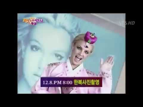 BoA Kwon and Britney Spears Special Performance Part 4