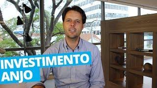O que é investimento anjo Pedro Englert