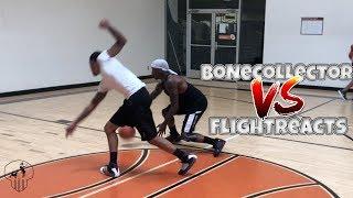 Bone Collector vs FlightReacts