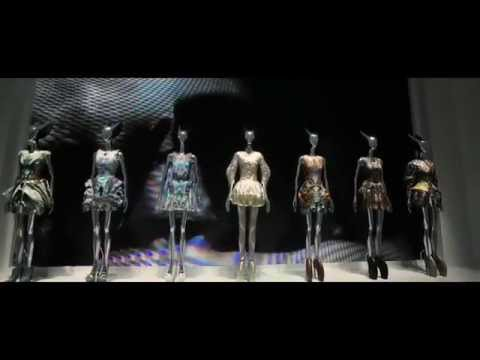American Express Invites - Savage Beauty V&A Exhibition - Alexander McQueen