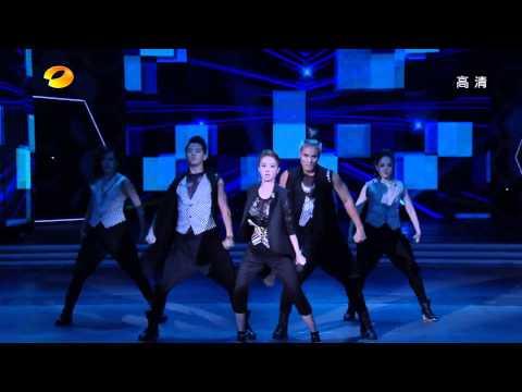 [Live 1080p] The Great Artist 大艺术家 - Jolin 蔡依林 [快乐大本营 20121103]