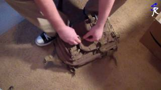 Condor Compact Assault Pack Unboxing