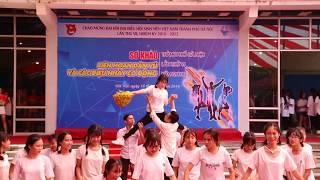 ĐH Sư phạm 2 - CLB Kỹ năng mềm SSC - Phần thi tự chọn - Liên hoan dân vũ 2018