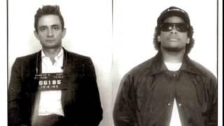 Folsom Prison Gangstaz   Eazy E   Johnny Cash   DJ Topcat