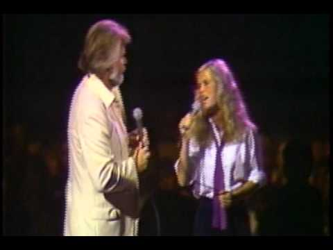 DON'T FALL IN LOVE WITH A DREAMER - KENNY ROGERS AND KIM ...