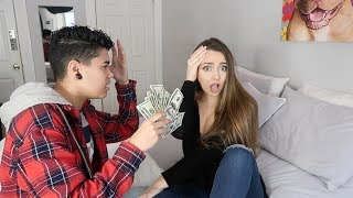 PAYING MY GIRLFRIEND TO TELL ME HER DEEPEST SECRETS...