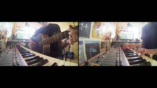 Jacob Collier ft MARO - Ocean Wide, Canyon Deep cover
