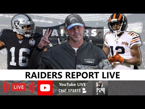 Raiders News & Rumors On Gus Bradley, Kris Richard, 2021 Free Agency & Potential Raiders Cap Cuts
