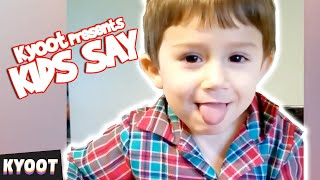 Kids Say The Darndest Things [1 HOUR SPECIAL] 🦄  | Cute Funny Moments