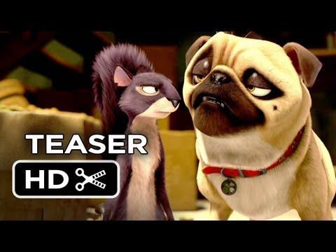 The Nut Job Official Teaser Trailer #1 (2014) - Will Arnett Animated Movie HD
