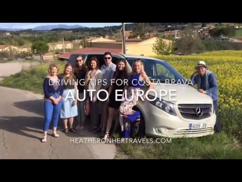 Spain Car Rental Review by Heather on Her Travels