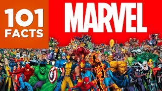 101 Facts About Marvel