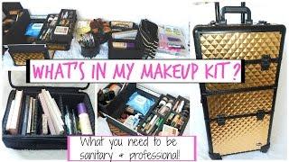 Freelance Makeup Artist Kit | Makeup Artist Must Haves