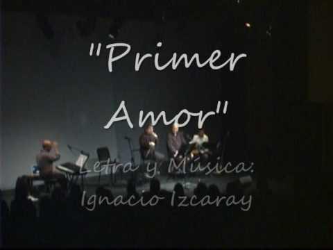 PRIMER AMOR  (En Vivo)
