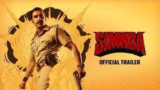 Simmba   Official Trailer   Ranveer Singh   Sara Ali Khan   Rohit Shetty