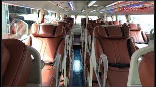 Xe khách giường nằm cao cấp 36 giường Thaco Trường Hải - Liên hệ 0868334451