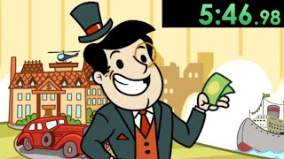 So I decided to speedrun AdVenture Capitalist and became the fastest billionaire of all time