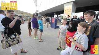 Arkansas Gorilla Gathering - Pittsburg State University