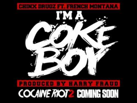 Chinx Drugz ft. French Montana - I'm A Coke Boy